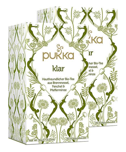 2er Pack Pukka Klar - Tee