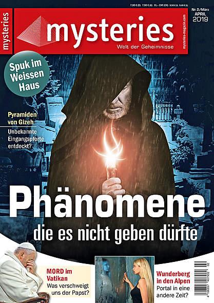 mysteries Ausgabe Nr.2 März/April 2019