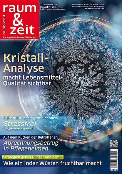 Raum & Zeit Nr. 218 Ausgabe März/April 2019