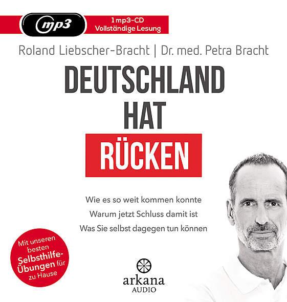Deutschland hat Rücken - Hörbuch