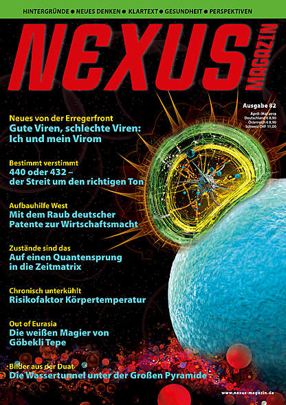 Nexus-Magazin Ausgabe April/Mai 2019