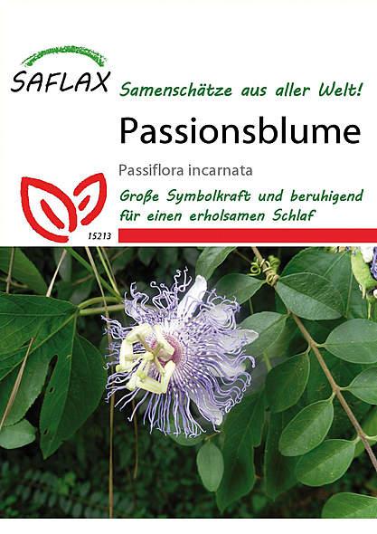 Mein Heilpflanzengarten - Passionsblume
