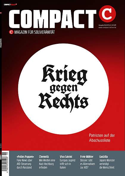 Compact Magazin Ausgabe Mai 2019