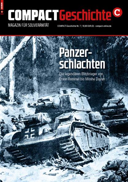 Compact Geschichte - Panzerschlachten