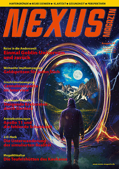 Nexus-Magazin Ausgabe 83Juni/Juli 2019