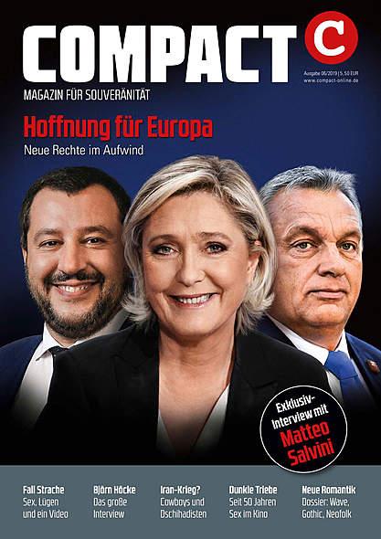 Compact Magazin Ausgabe Juni 2019