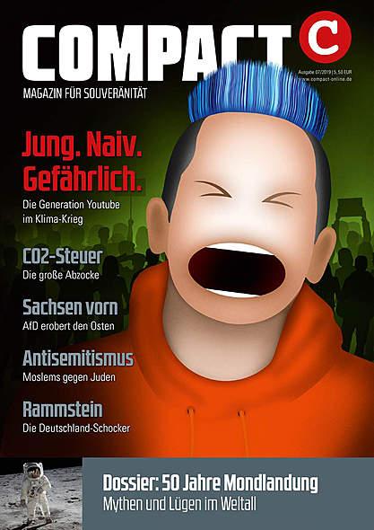 Compact MagazinAusgabe Juli 2019