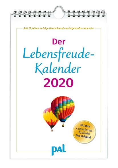 Der Lebensfreude-Kalender 2020