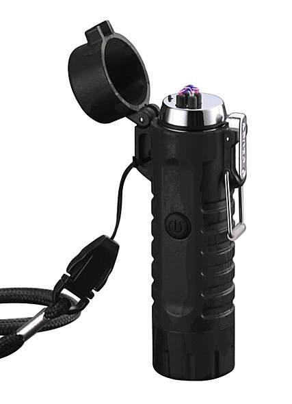 Outdoor-Lichtbogenanzünder mit Taschenlampe