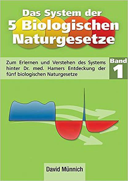 Das System der 5 biologische Naturgesetze - Band 1