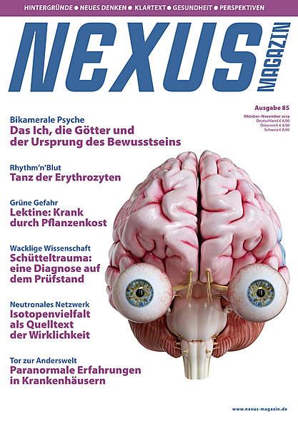Nexus-MagazinAusgabe Nr.85Oktober/November 2019