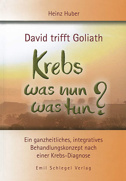 David trifft Goliath - Krebs was nun was tun?