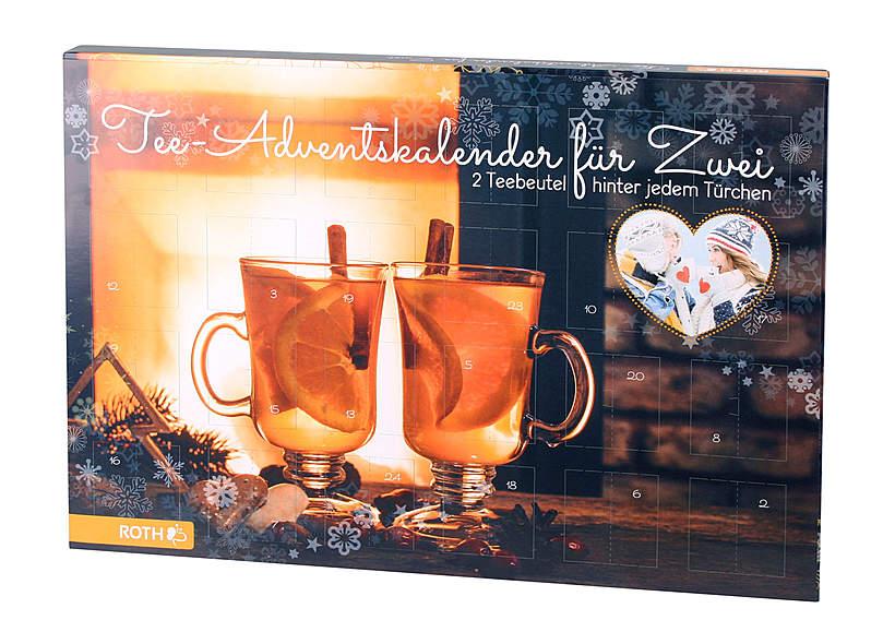 Tee-Adventskalender für Paare