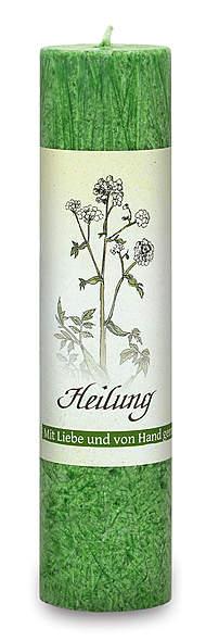 Allgäuer Heilkräuter-Kerze »Heilung«