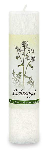 Allgäuer Heilkräuter-Kerze »Lichtengel«