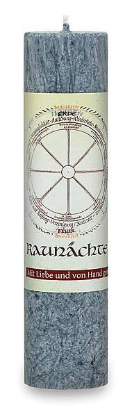 Allgäuer Heilkräuter-Kerze »Raunächte«
