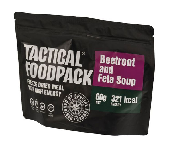 Tactical Foodpack® Rote Bete Feta Suppe