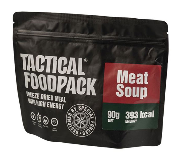 Tactical Foodpack® Fleischsuppe