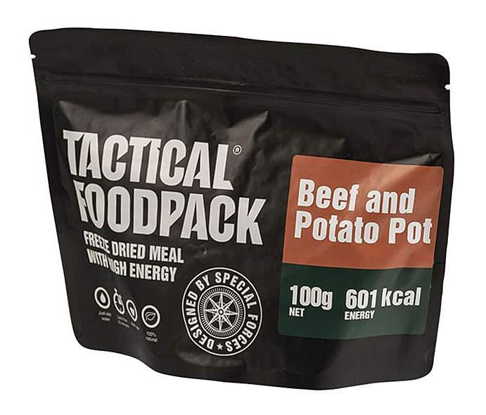 Tactical Foodpack® Rindfleisch Kartoffel Topf