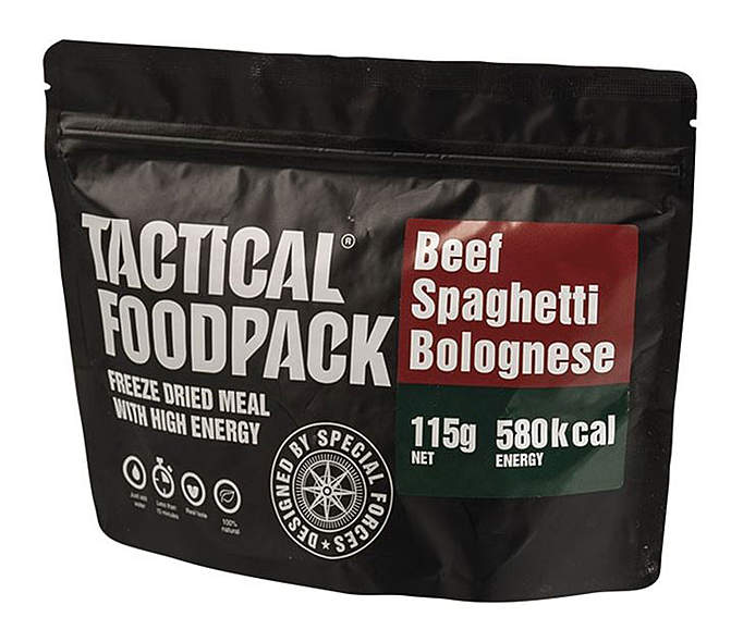 Tactical Foodpack® Spaghetti Bolognese