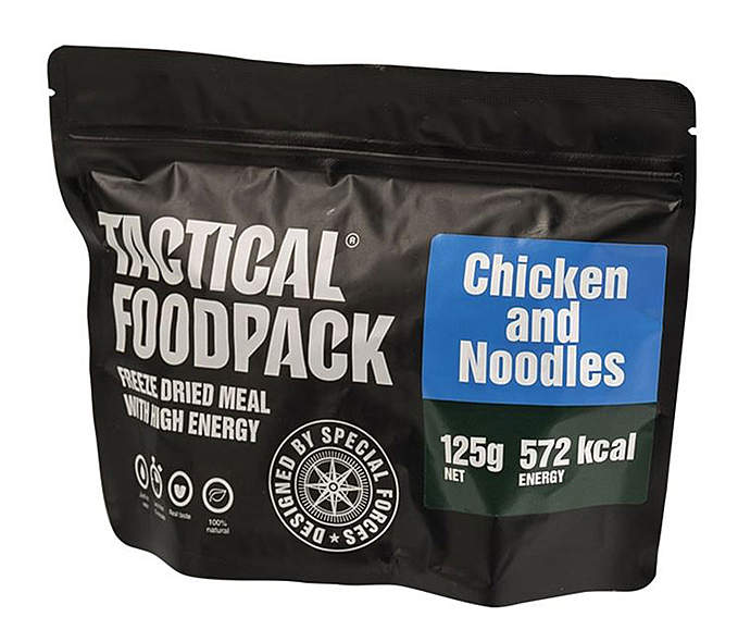 Tactical Foodpack® Nudeln mit Hühnchen