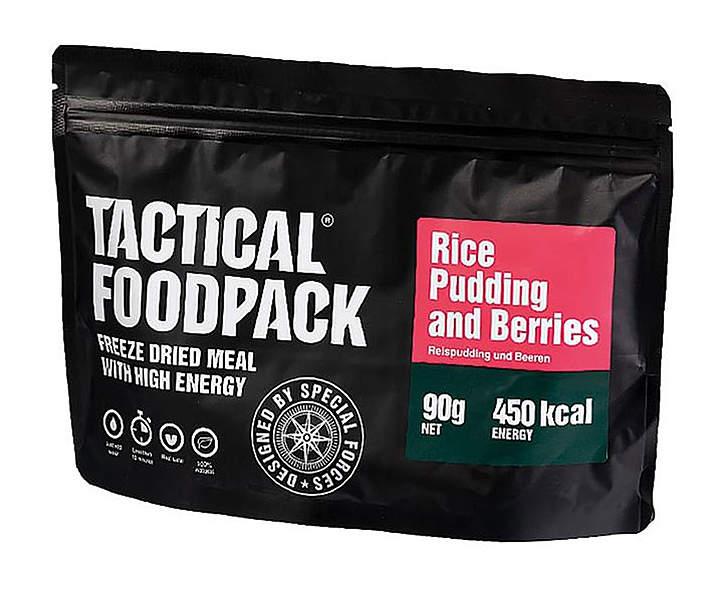 Tactical Foodpack® Milchreis mit Beeren