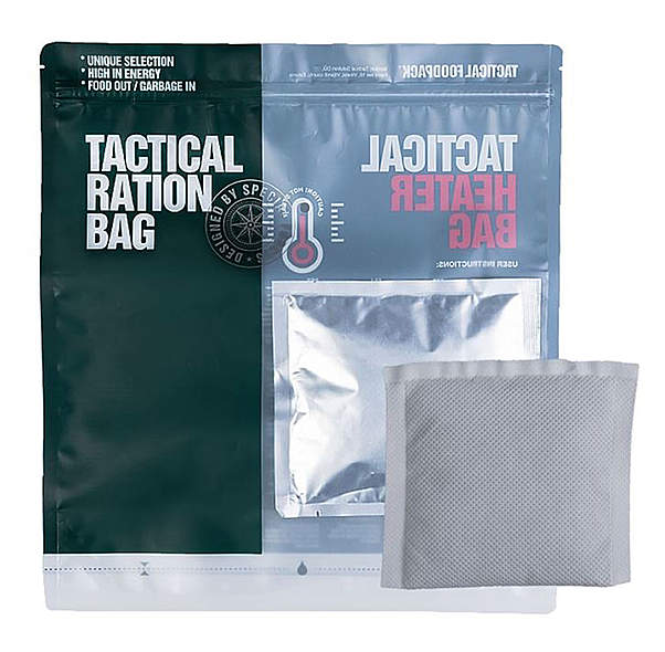 Tactical Foodpack® Heater Bag mit einem Element