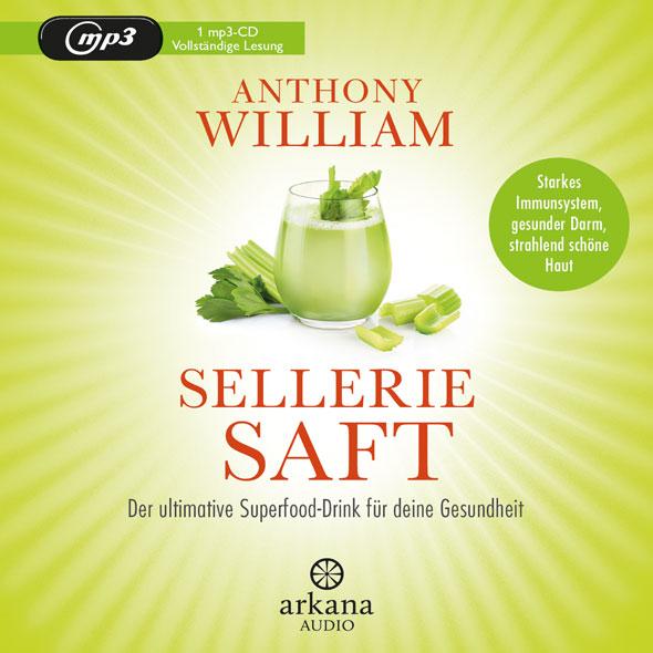 Selleriesaft - Hörbuch