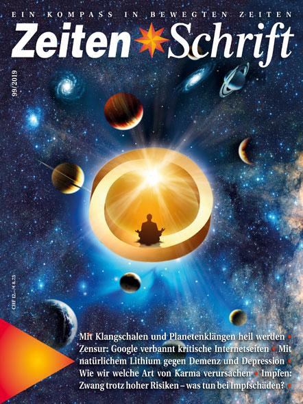 ZeitenSchrift Ausgabe 99/2019