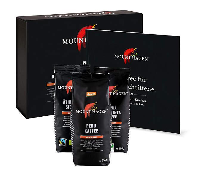 Mount Hagen ®  Genussreise Geschenkbox