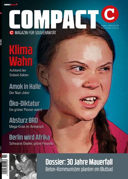Compact Magazin Ausgabe November 2019
