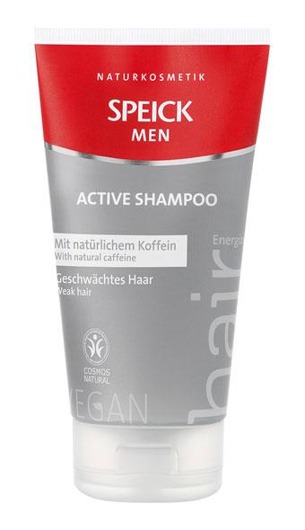2er Pack Speick Men Active Shampoo je 150 ml