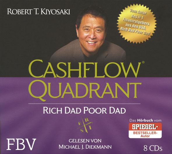 Cashflow® Quadrant - Hörbuch