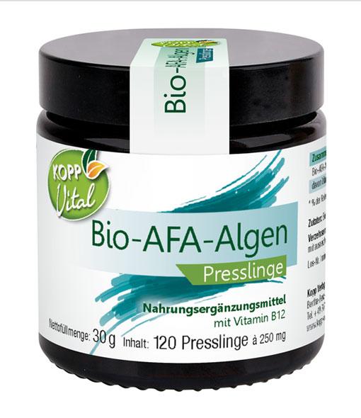 Kopp Vital Bio-AFA Algen Presslinge