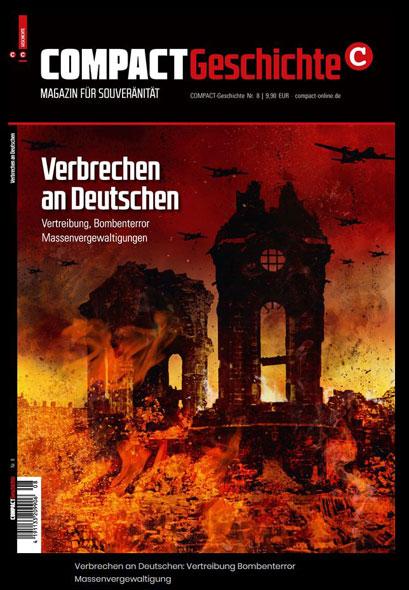 Compact Geschichte Nr.8: Verbrechen an Deutschen