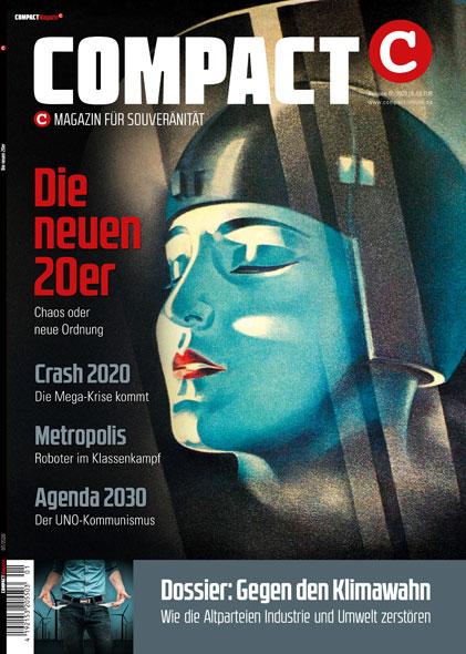 Compact Magazin Ausgabe Januar 2020