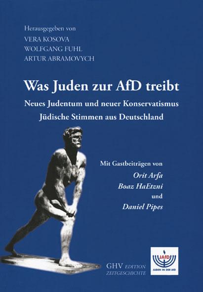 Was Juden zur AfD treibt - Mängelartikel