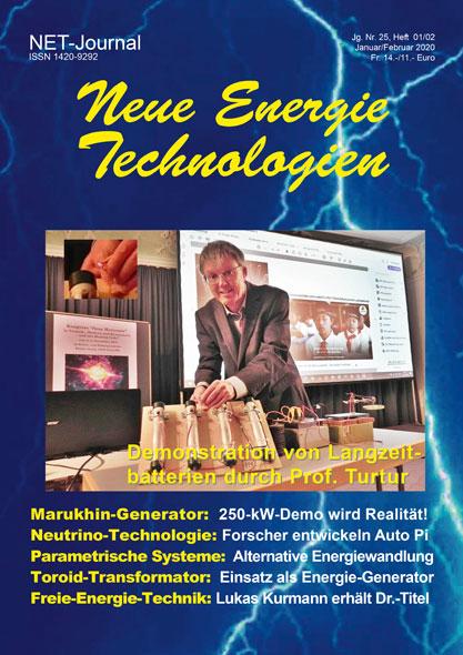 NET-Journal Ausgabe Januar/Februar 2020