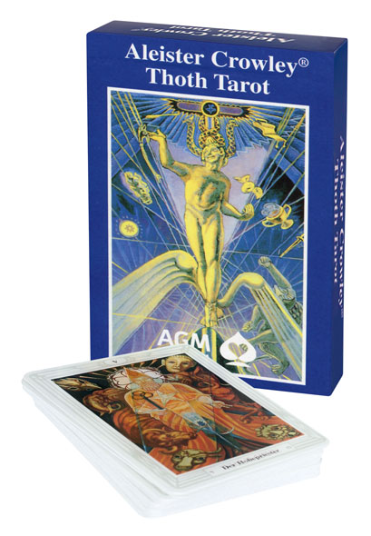 Aleister Crowley® Thoth Tarot