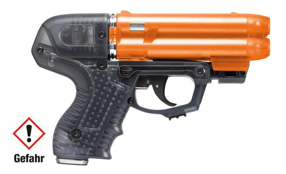 Piexon JPX6 Jet Protector mit 4 Schuss Speedloader