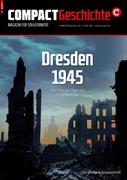 Compact Geschichte Nr. 9: Dresden 1945