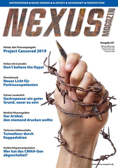 Nexus-Magazin Ausgabe 87 Februar/März 2020