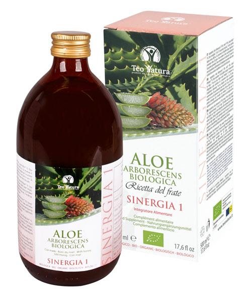 Bio-Aloe arborescens Saft