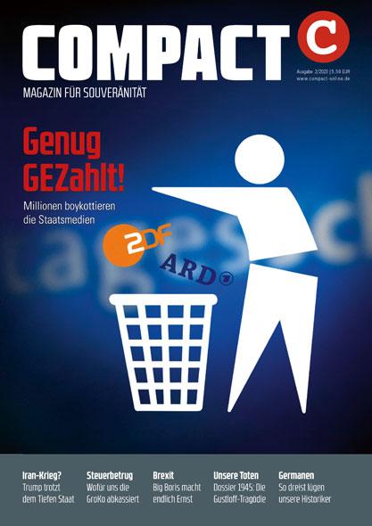 Compact Magazin Ausgabe Februar 2020