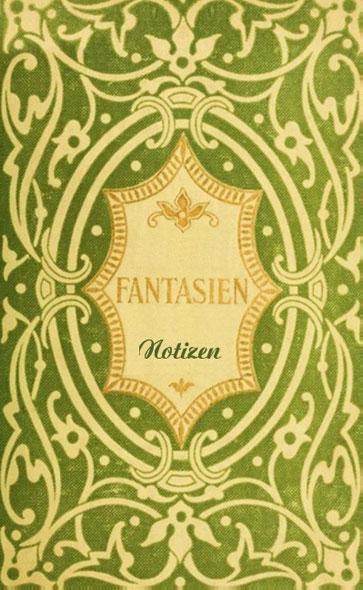 Fantasien Notizbuch