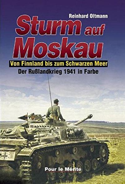 Der Russlandkrieg 1941-1945 in Farbe - Mängelartikel