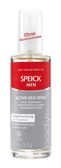 Speick Men Active Deo Spray - 75ml
