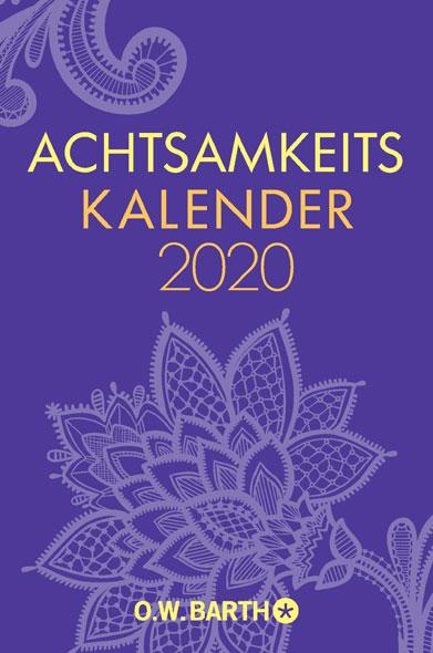 Achtsamkeitskalender 2020 - Mängelartikel