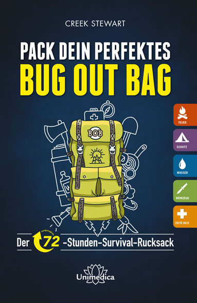 Pack dein perfektes Bug Out Bag