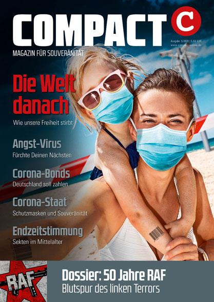 Compact Magazin Ausgabe Mai 2020